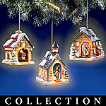 M.I. Hummel Bavarian Village Ornament Collection