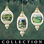 Irish Blessings Ornament Collection