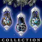 Fairyland Christmas Ornament Collection