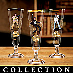 Elvis Presley Pilsner Glass Collection