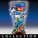 Sea Of Light Collectible Dolphin Art Sculpture Collection