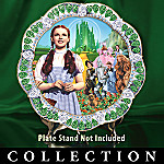 Wizard Of Oz Collector Plate Collection