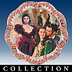 Scarlett: A Legend Shines On Gone With The Wind Collector Plate Collection