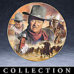John Wayne - Hero For A Century Collector Plate Collection