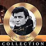 Tribute To A Legend Johnny Cash Collector Plate Collection