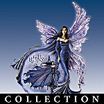 Amy Brown Fantasy Fairy Art Sculpture Wall Decor Collection: Realm Of Wonder