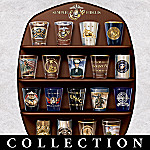 U.S.M.C. Shot Glass Collection: Sets Of 2