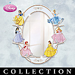 Disney Princess Fairest Of Them All Mirror Collection