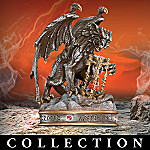 Collectible Gargoyle Art Figurines: Guardians Of Eternity Medieval Art Figurine Collection