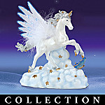 Wings Of Light Collectible Unicorn Figurine Collection
