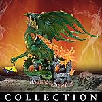 Night Raiders Collectible Dragon Figurine Collection