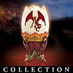 Dawn Of The Dragon Collectible Candle Holder Collection