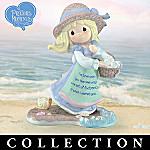Collectible Precious Moments Children Of Faith Religious Figurine Collection