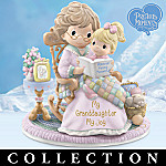 Precious Moments My Blessed Granddaughter Figurine Collection
