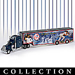 Major League Baseball New York Yankees All-Star Collectible Diecast Hauler Collection