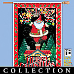 Mary Engelbreit Seasonal Holiday Decorative Flag Collection