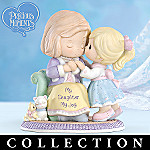 Collectible Precious Moments My Precious Daughter Figurine Collection