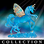 Jewels Of Fantasy Mystical Unicorn Figurine Collection: Jewels Of Fantasy