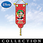 Disney Mickey Mouse Holiday Door Banner Collection