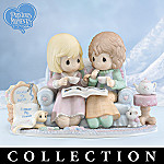 Collectible Precious Moments My Beloved Sister Figurine Collection