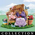 My Precious Granddaughter Collectible Teddy Bear Figurine Collection