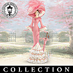 Thomas Kinkade Inspirations Of Hope Breast Cancer Charity Figurine Collection