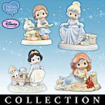 Precious Moments Collectible Disney Princesses Figurine Collection