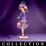 Collectible Hats Of The Week Stylish Women Figurine Collection
