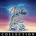 Mystics Of The Night Mystical Dragon Figurine Collection: Glows In The Dark