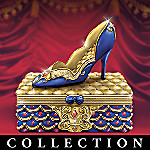 Imperial Shoe Peter Carl Faberge Style Collectible Shoe Figurine Collection
