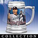 The New York Yankees Collectible Porcelain Stein Collection