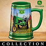 John Deere Heartland Tradition Commemorative Stein Collection