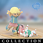 Precious Moments Friendship To Spare Collectible Bowling Figurine Collection