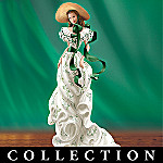 Gone With The Wind Scarlett O'Hara Collectible Figurine Collection: Oh-So Scarlett
