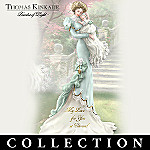 Thomas Kinkade Mother And Child Collectible Figurine Collection