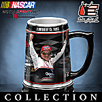 Dale Earnhardt Great Victories Tribute Stein Collection