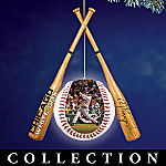 White Sox 2005 World Series Champions Christmas Tree Ornament Collection