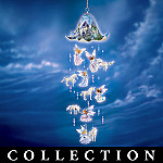 Fantasy Fairy And Unicorn Collectible: An Enchanted Dream Mobile Collection