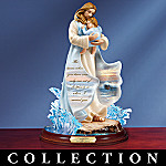 In His Loving Arms Inspirational Figurine Collection
