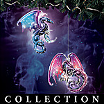 Celestial Dragons Collectible Ornament Collection