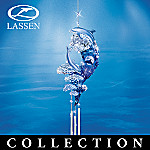 Christian Riese Lassen Ocean Dancers Indoor Wind Chime Collection