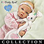 Precious Moments A Precious Gift Lifelike Baby Doll So Truly Real Collection