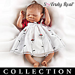 Linda Webb Heaven's Present Lifelike Baby Doll Collection