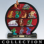 Collectible Dragon Figurines: Dragons Of The Lost World Collection
