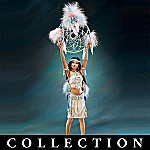 Collectible Porcelain Doll Collection With Dream Catchers: Weavers Of Dreams