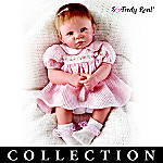 Precious Petals Flower Themed Baby Doll Collection