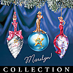Marvelous Marilyn Monroe Portrait Collectible Ornament Collection