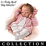Tiny Miracles Little Ones To Love Miniature Lifelike Baby Doll Collection: So Truly Real