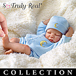 Tiny Miracles Little Lullaby Babies Posable Realistic Baby Doll Collection