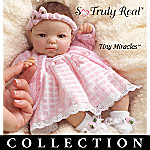 Tiny Miracles Cuddles For The Cure Breast Cancer Charity Baby Doll Collection